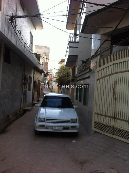 Daihatsu Charade CX Turbo 1984 Image-3