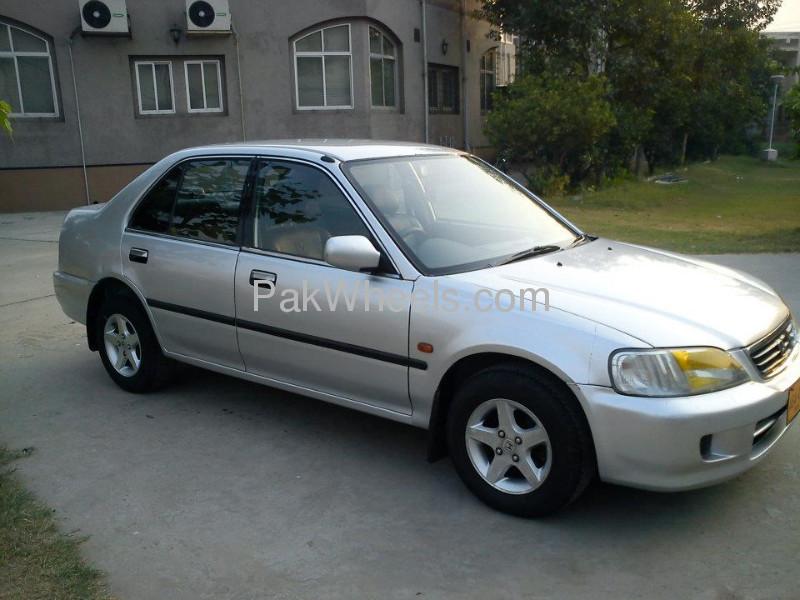 Honda City EXi S 2002 Image-4
