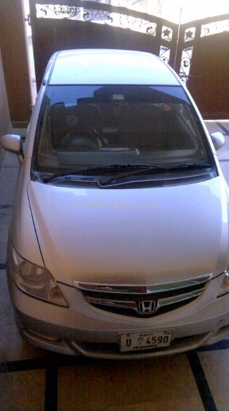 Honda City i-DSI 2007 Image-2