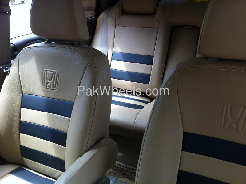 Honda Civic EXi 2006 Image-2