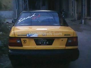 Hyundai Excel 1993 Image-4