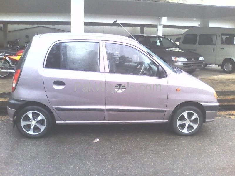 Hyundai Santro Club 2003 Image-7