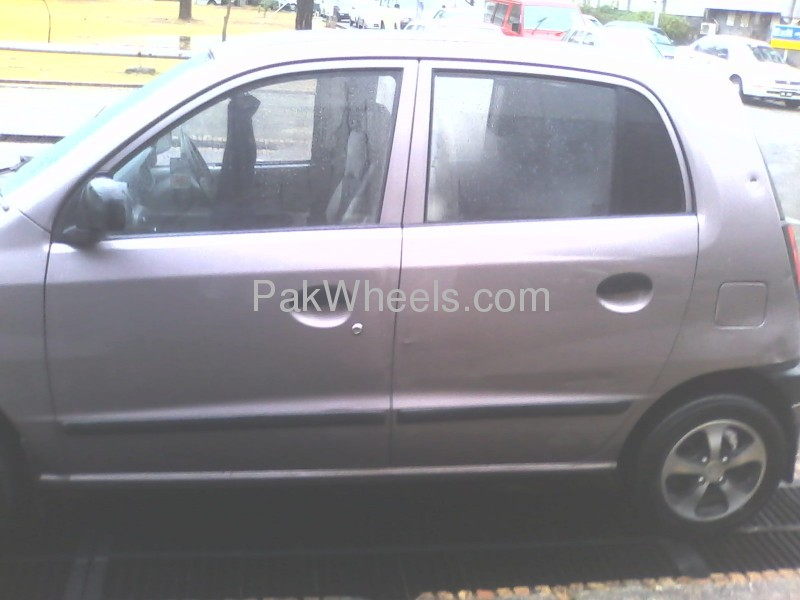 Hyundai Santro Club 2003 Image-2
