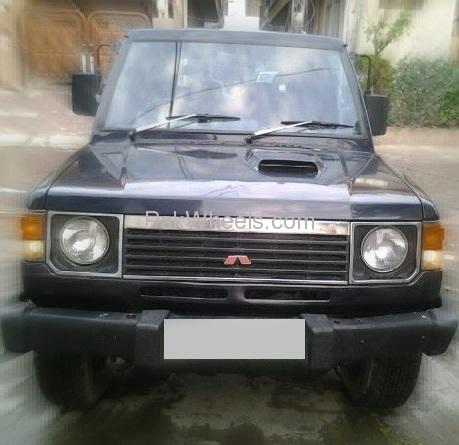 Mitsubishi Pajero 1986 Image-5
