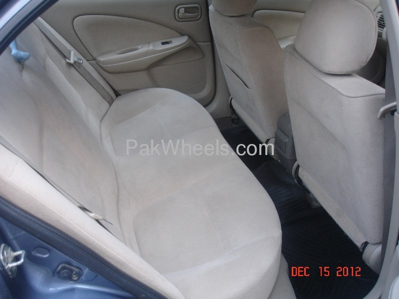 Nissan Sunny EX Saloon 1.3 (CNG) 2007 Image-7