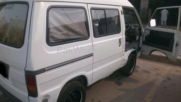 Suzuki Bolan GL 2005 Image-2