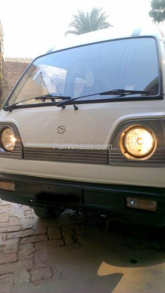 Suzuki Bolan GL 2005 Image-3