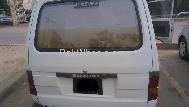 Suzuki Bolan GL 2005 Image-8