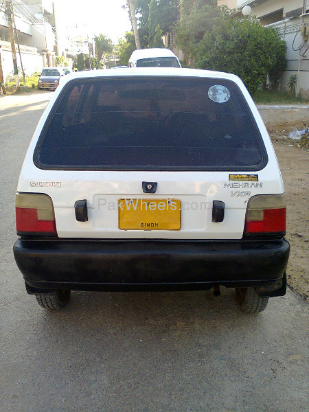 Suzuki Mehran VX (CNG) 2001 Image-3