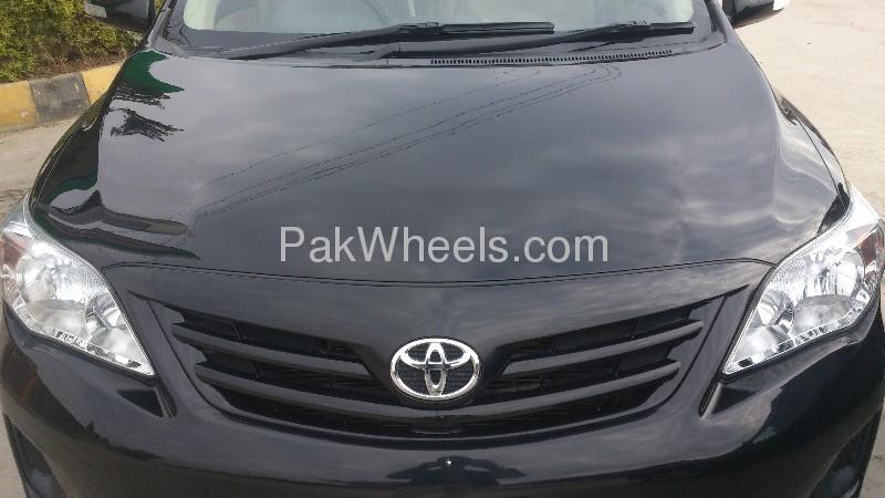 Toyota Corolla GLi 1.3 VVTi 2012 Image-2