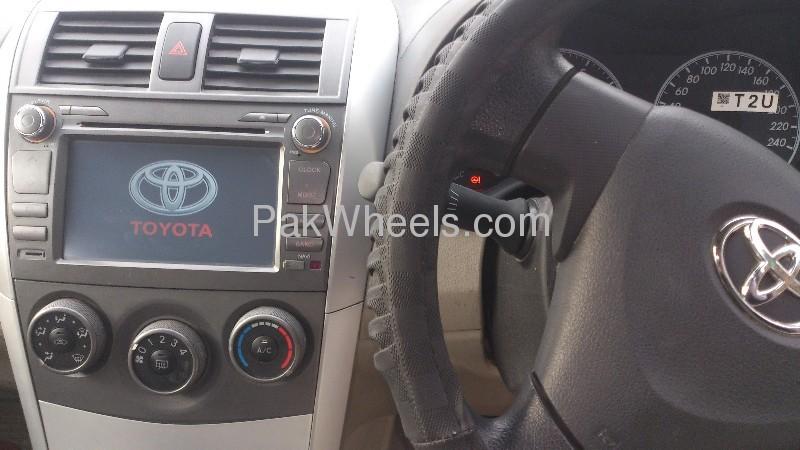 Toyota Corolla GLi 1.3 VVTi 2012 Image-4