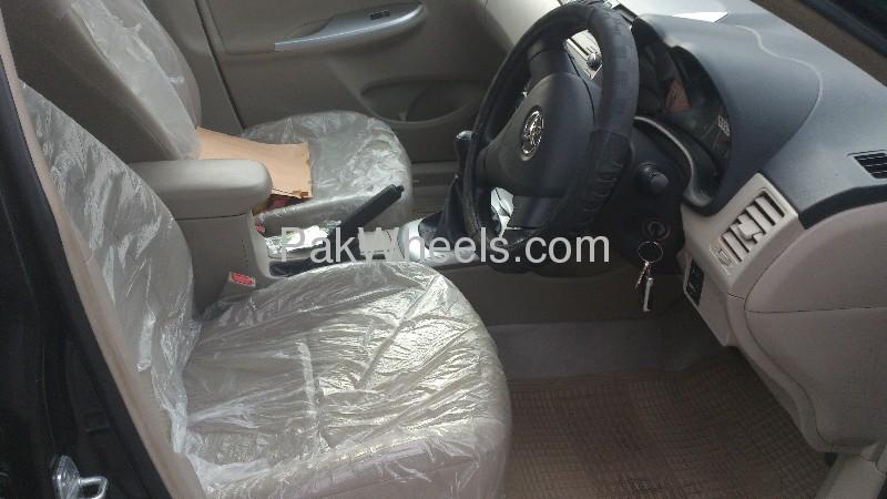 Toyota Corolla GLi 1.3 VVTi 2012 Image-6