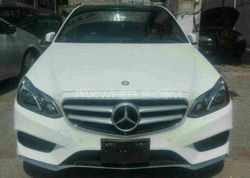 Mercedes Benz E Class 2014 For Sale In Lahore Pakwheels