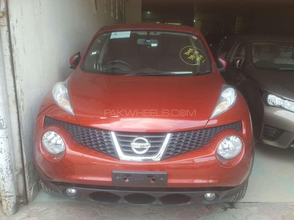 Nissan Juke 15rs 2012 For Sale In Lahore Pakwheels