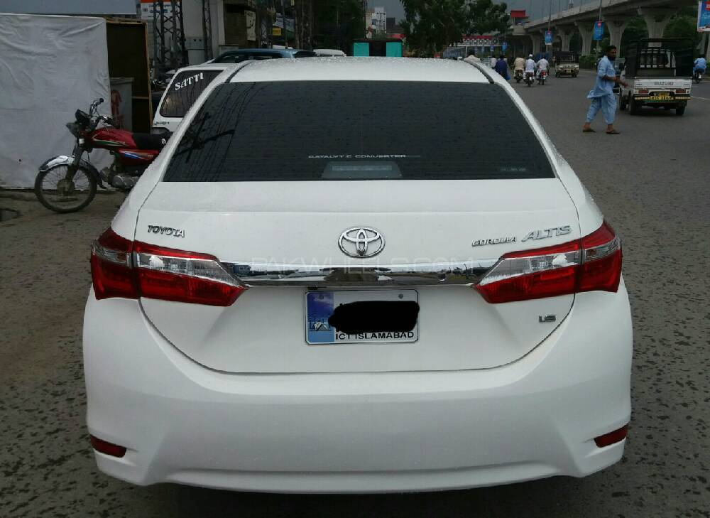 Craigslist New Orleans >> Toyota Corolla Altis Cars For Sale In Pakistan Pakwheels | Autos Post