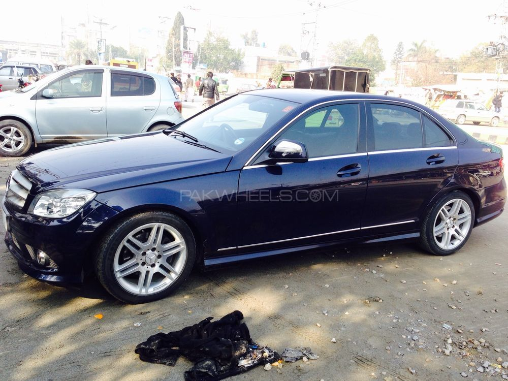 Mercedes benz c class c180 2008 for sale in islamabad for Used mercedes benz rims for sale