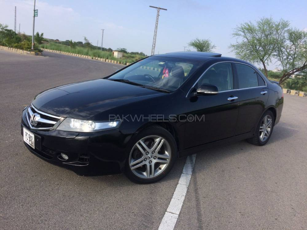 honda accord 2007 for sale in islamabad pakwheels. Black Bedroom Furniture Sets. Home Design Ideas