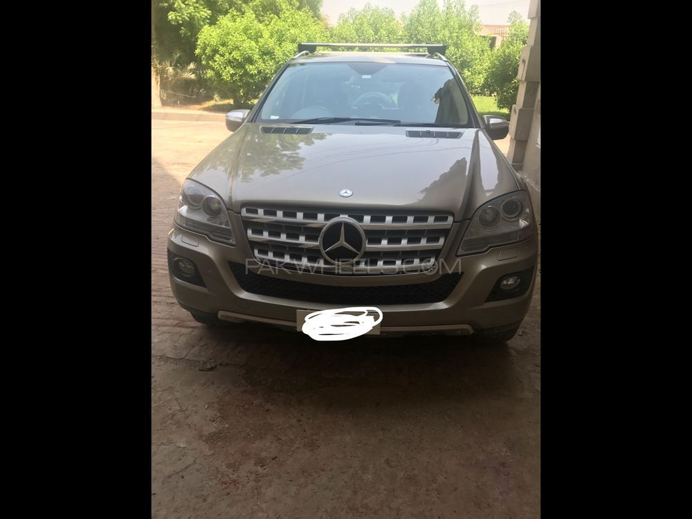 Mercedes benz m class ml 350 4matic 2008 for sale in for Mercedes benz ml 350 2008