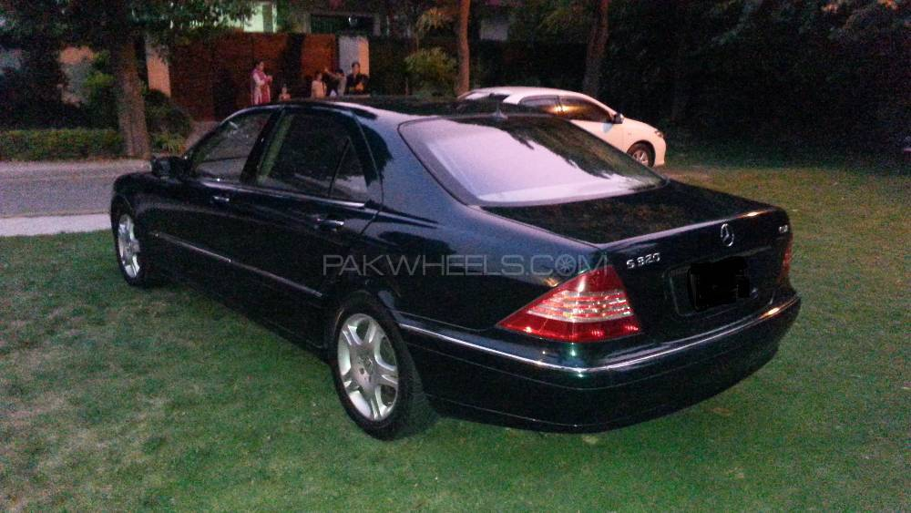 Mercedes benz s class 2005 for sale in islamabad pakwheels for Mercedes benz s class 2005 for sale