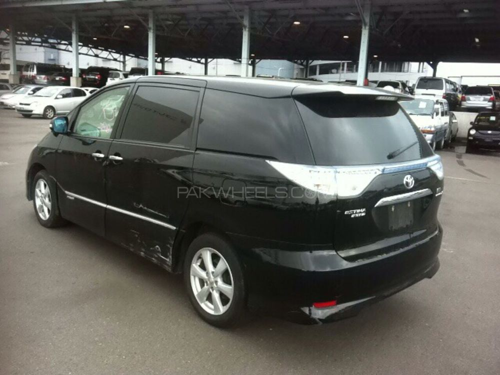 Toyota Estima Hybrid 2012 For Sale In Karachi Pakwheels