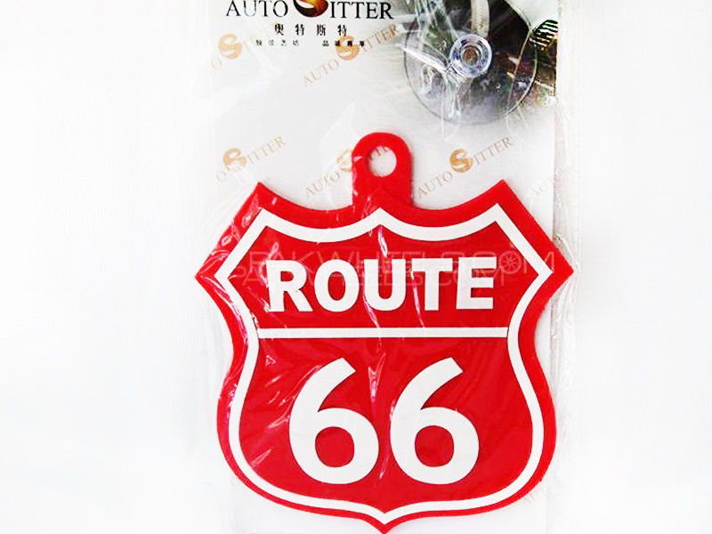 Hanging Tag - Route 66 in Lahore