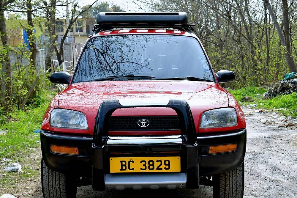 Toyota Rav4 Sport 1995 Image-1