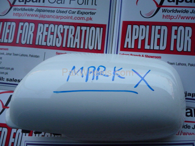 Toyota Mark X Side View Mirror Covers For Sale In Sargodha