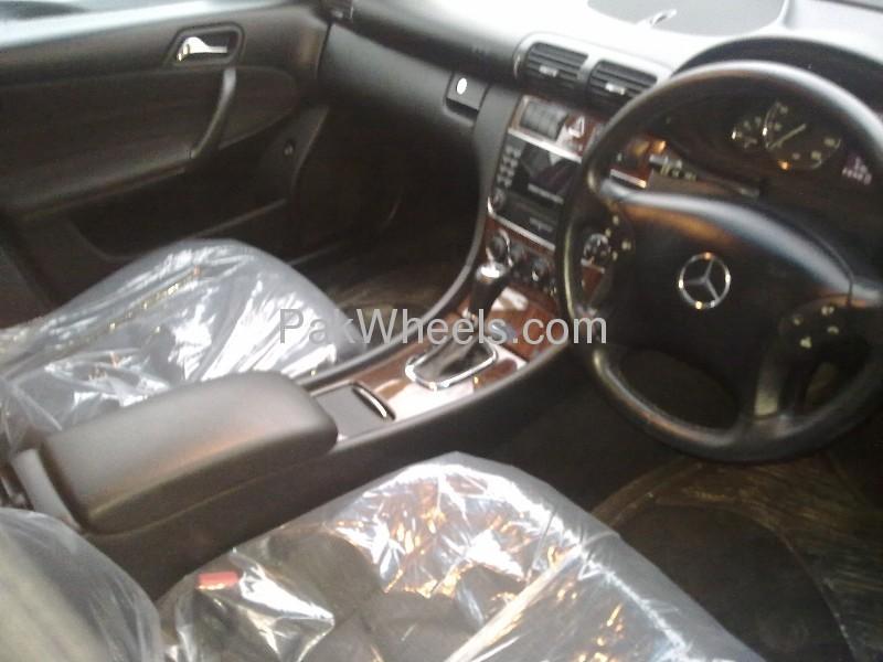 Mercedes Benz C Class C180 Kompressor 2007 Image-2
