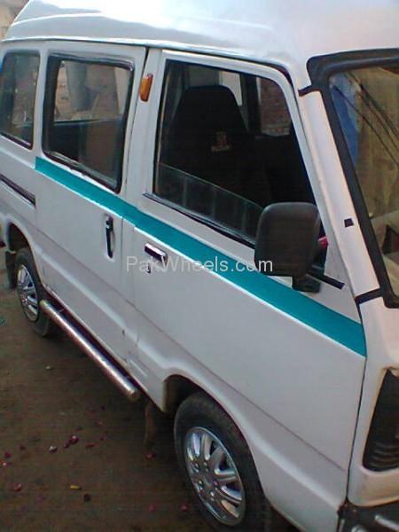 Suzuki Bolan VX (CNG) 1992 Image-6