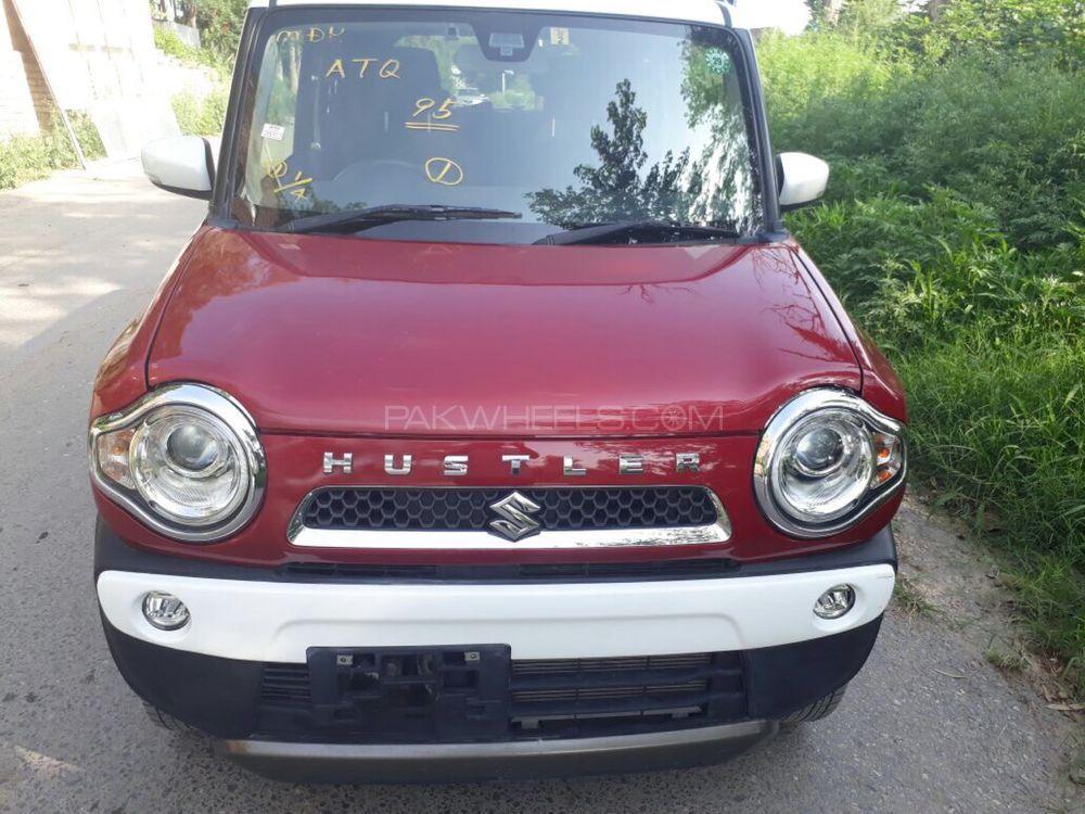 Suzuki Hustler G Turbo 2015 For Sale In Islamabad Pakwheels