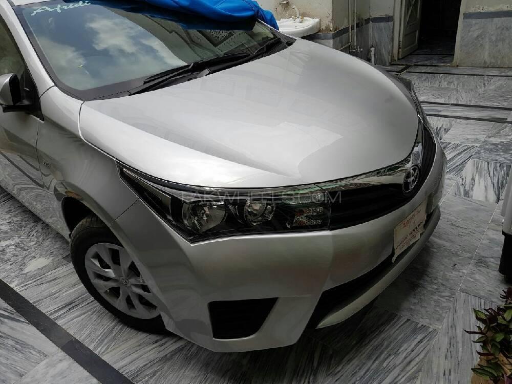 Toyota Corolla Xli Vvti Limited Edition 2017 For Sale In