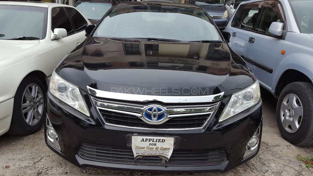 toyota camry hybrid 2013 for sale in islamabad pakwheels. Black Bedroom Furniture Sets. Home Design Ideas