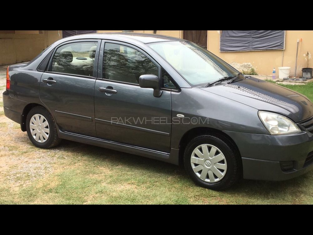 suzuki liana 2007 for sale in rawalpindi pakwheels. Black Bedroom Furniture Sets. Home Design Ideas