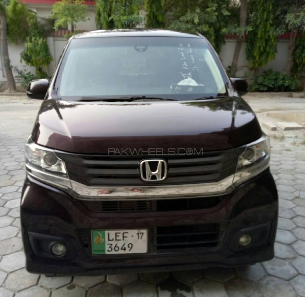 Car Tracker Pakistan >> Honda N Wgn 2016 for sale in Lahore | PakWheels
