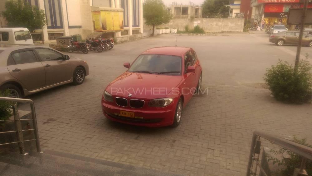 BMW 1 Series 116i 2009 for sale in Rawalpindi  PakWheels
