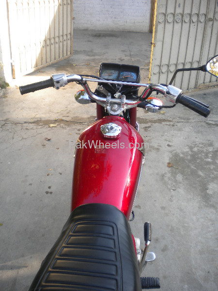 Used Honda CG-125 2008 Bike for sale in Islamabad - Used Bike 99831 - 1764604