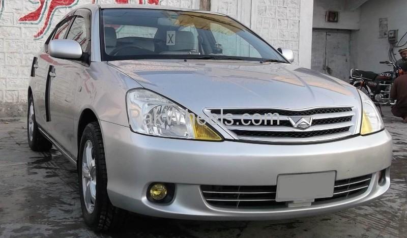 Toyota Allion A15 2003 Image-6