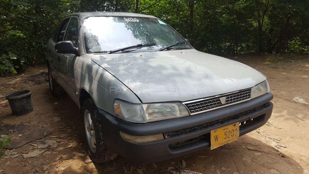 Toyota Corolla XE 1995 Image-1