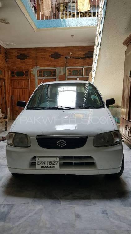 Suzuki Alto VX (CNG) 2004 Image-1