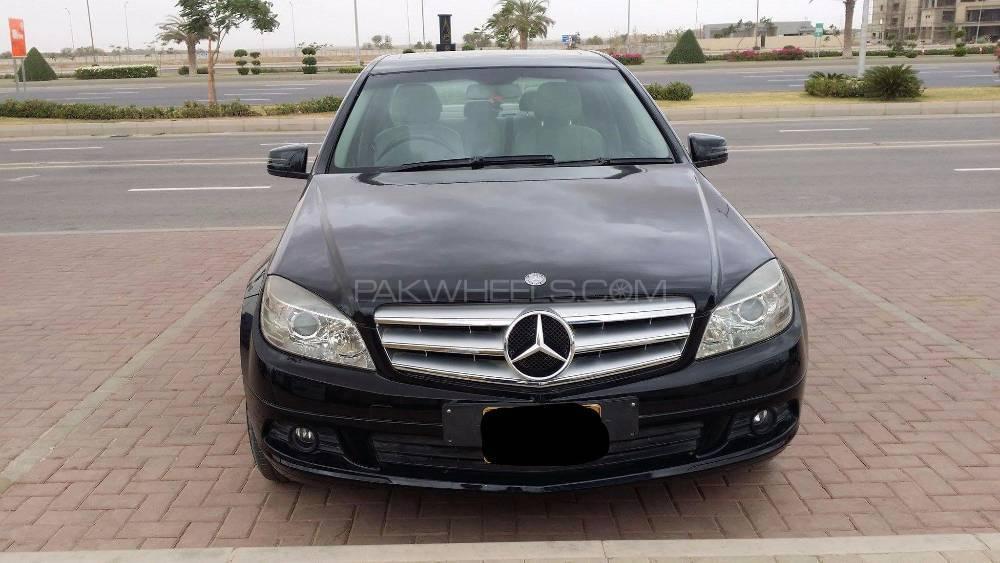 Mercedes Benz C Class C200 2010 Image-1