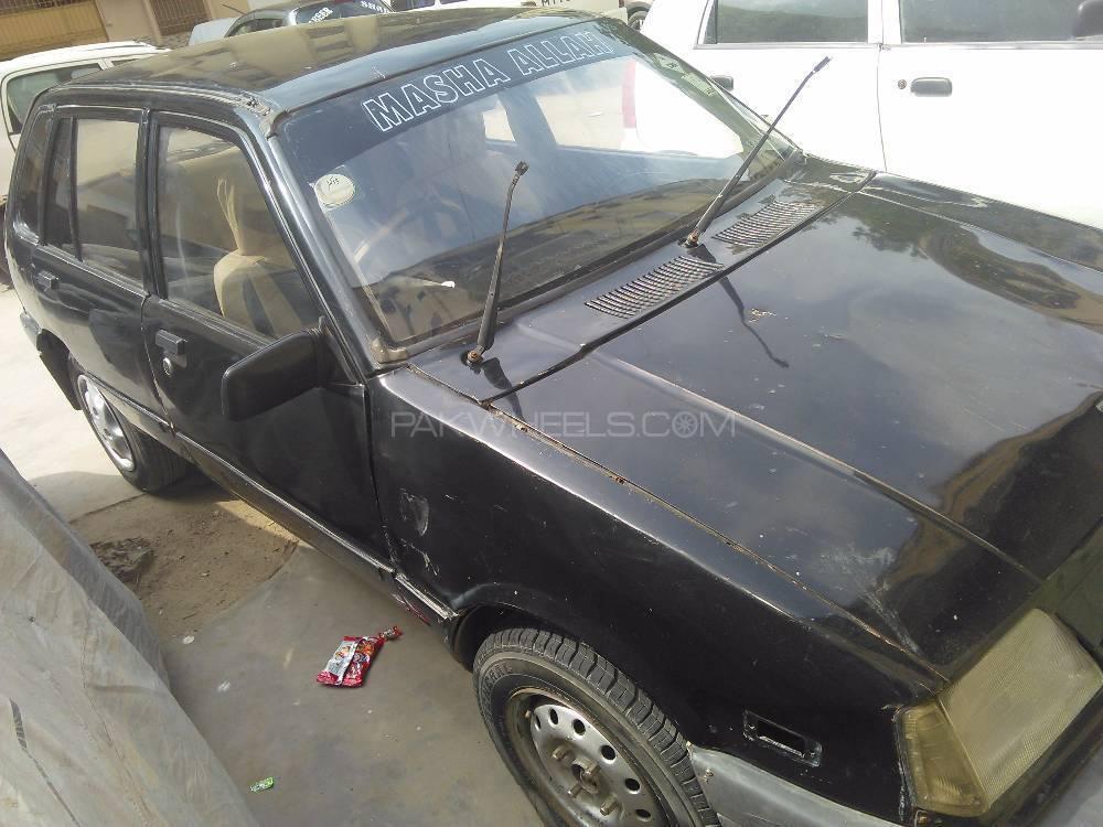 Suzuki Khyber GA 1991 Image-1