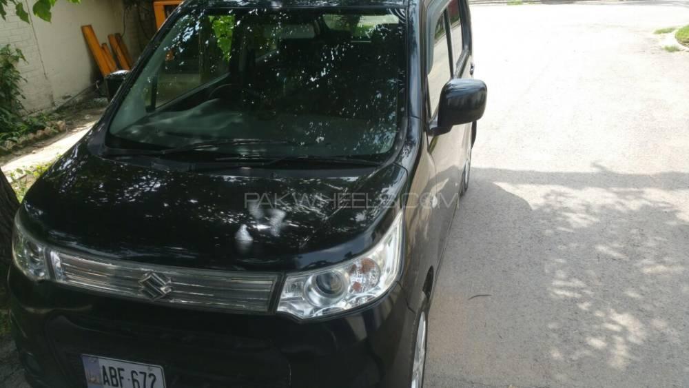 Suzuki Wagon R Stingray X IDLING STOP 2012 Image-1