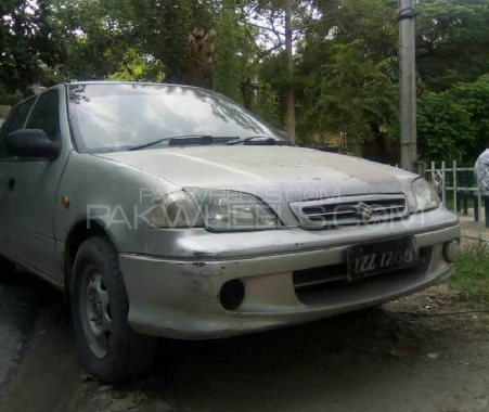 Suzuki Cultus VX (CNG) 2005 Image-1
