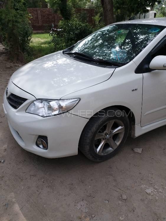 Toyota Corolla Altis Cruisetronic 1.8 2010 Image-1