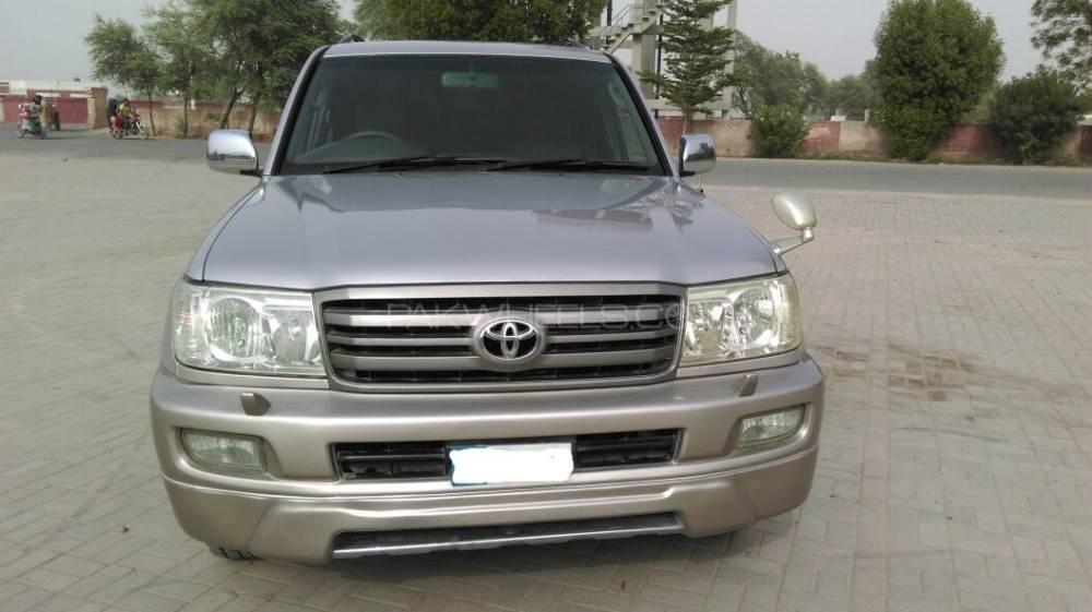 Toyota Land Cruiser 1999 Image-1
