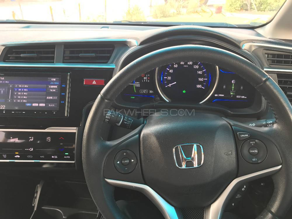 Honda Fit Hybrid L Package 2014 Image-1