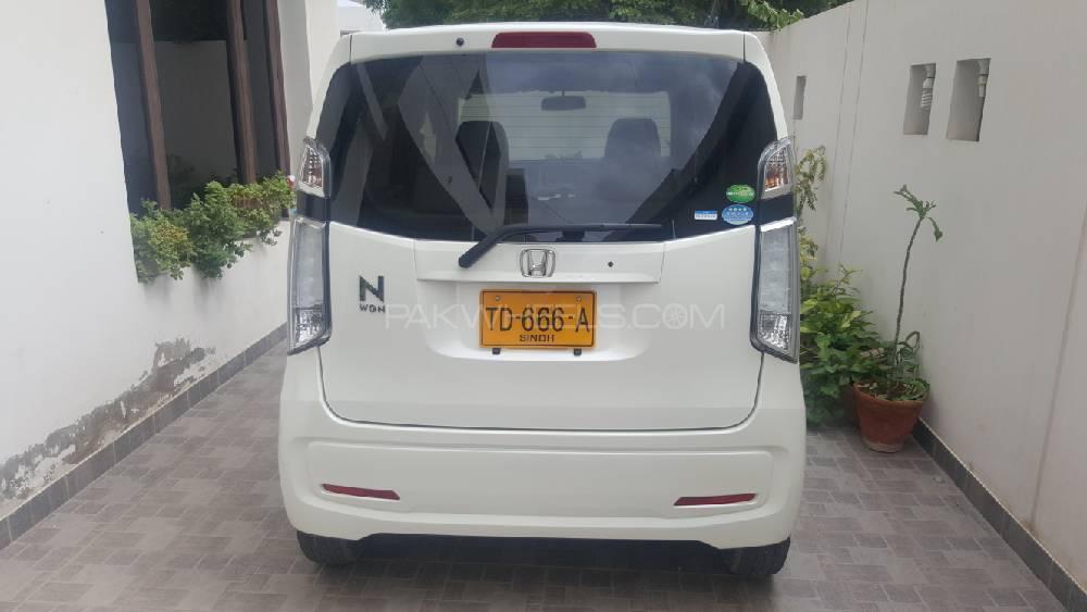 Honda N Wgn G 2015 Image-1