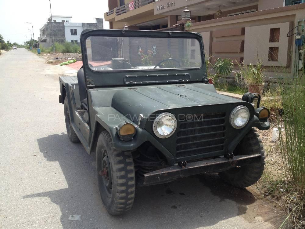 Jeep M 151 1978 Image-1