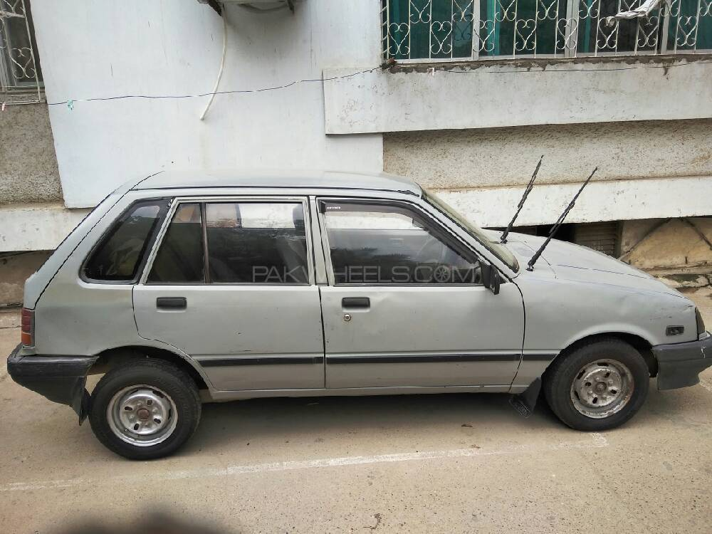 Suzuki Khyber GA 1999 Image-1
