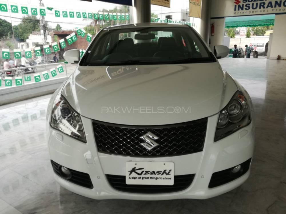 Suzuki Kizashi 2016 Image-1